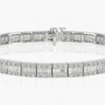 Diamond Eternity Bracelet